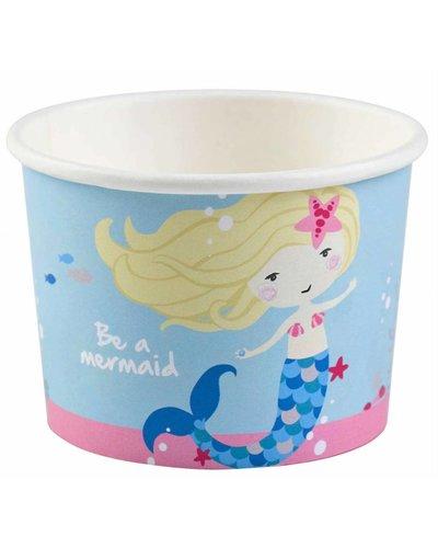 Magicoo 8 Eisbecher - Magische Meerjungfrau