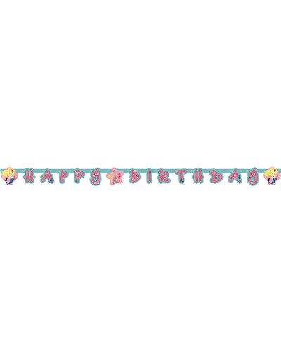 "Magicoo Banner ""Happy Birthday"" - Magische Meerjungfrau"