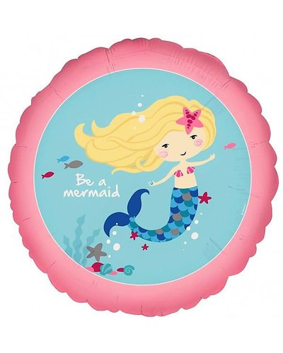 Magicoo Folienballon - Magische Meerjungfrau