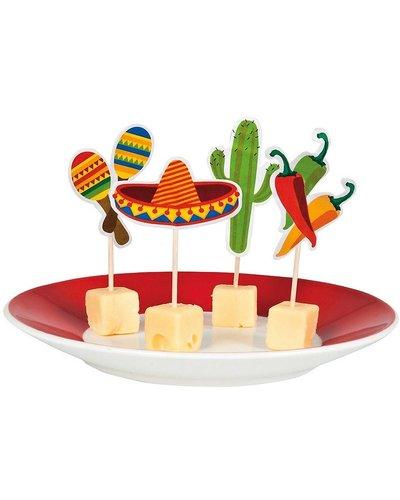 """Magicoo 4 Partypicker - """"Party Fiesta"""" - 9 cm"""