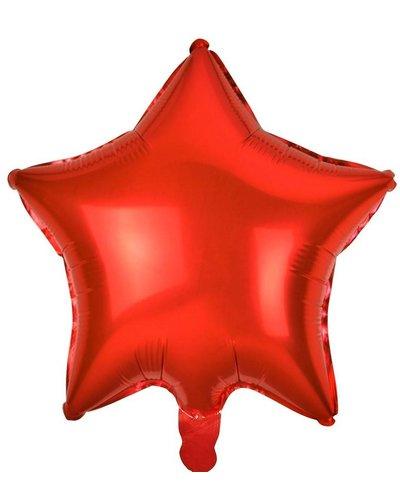 Magicoo Folienballon Stern Rot