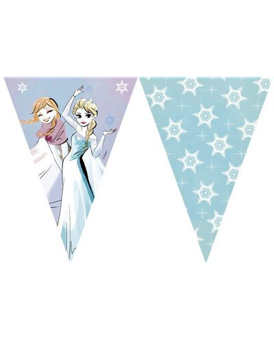 "Magicoo Wimpelgirlande  - Anna & Elsa ""Frozen Sparkle"""