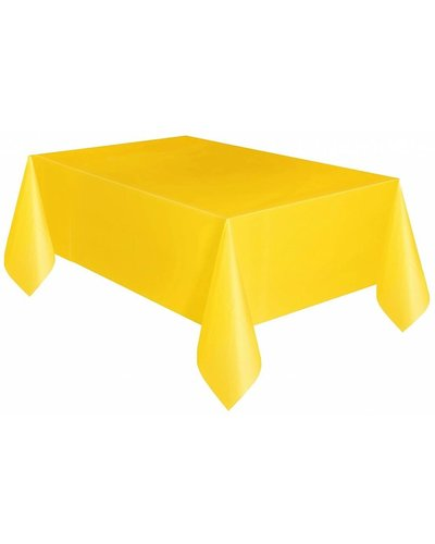 Magicoo Tischdecke gelb - 137 x 213 cm