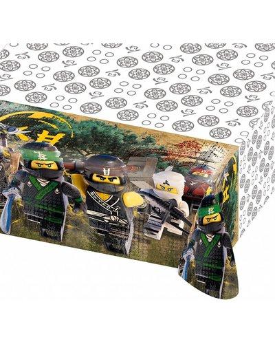 Magicoo Tischdecke Ninjago -  Ninja Geburtstagsparty