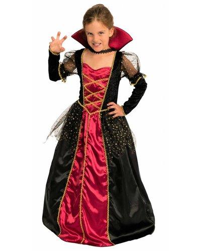 Magicoo Elegante Vampirin - Kostüm für Mädchen