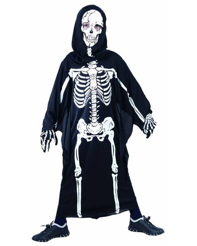 Magicoo Horror Skelettkostüm für Kinder