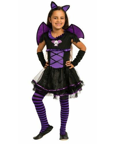 Magicoo Fledermaus Kostüm Kind Mädchen