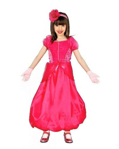 Magicoo Prinzessinnenkleid Kinder rosa Farbe