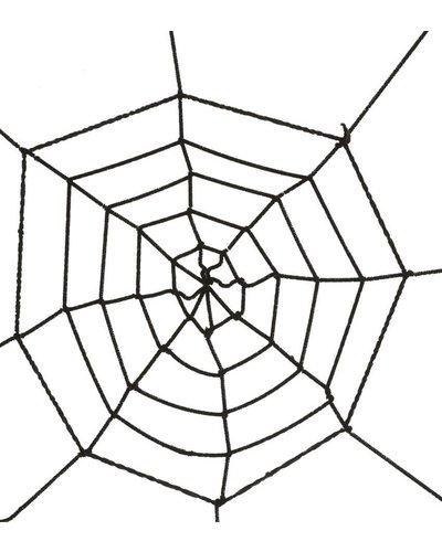 Magicoo Schwarzes Spinnennetz - 60 cm