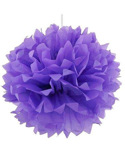 Magicoo Pom Pom Dekoball lila - 40 cm