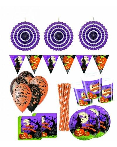 Magicoo Halloween Party Deko Set für Kinder - 69-teilig