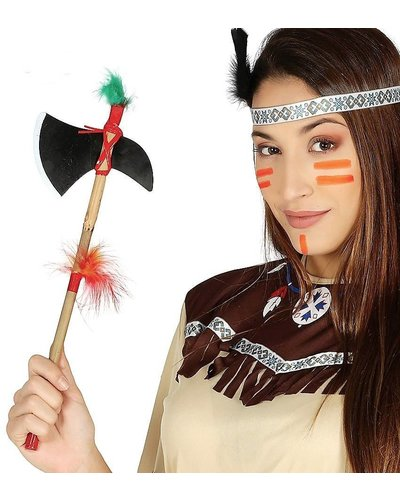 Magicoo Indianer Tomahawk Axt
