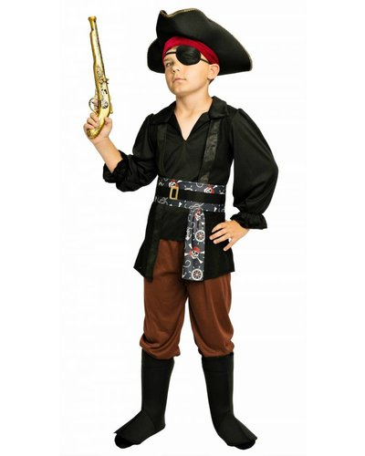 Magicoo Piratenjunge - Kostüm Pirat für Kinder