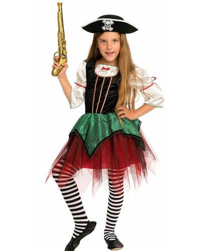 Magicoo Deluxe Piratenkostüm  für Mädchen