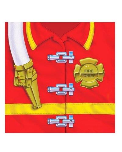 Magicoo Servietten (33 cm) Feuerwehr