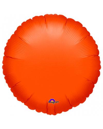 Magicoo Folienballon Kreis orange