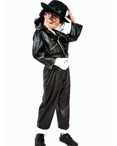 "Magicoo Michael Jackson-Kostüm ""Bad"" für Kinder"