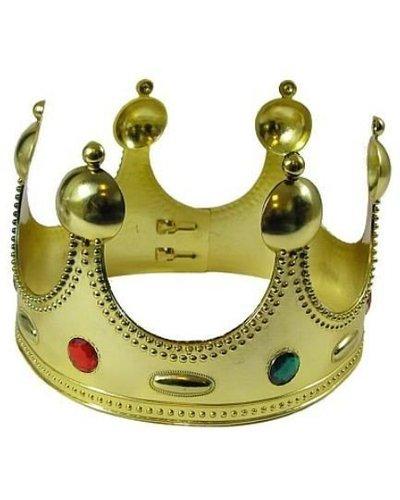 Magicoo Goldene Krone für König / Königin