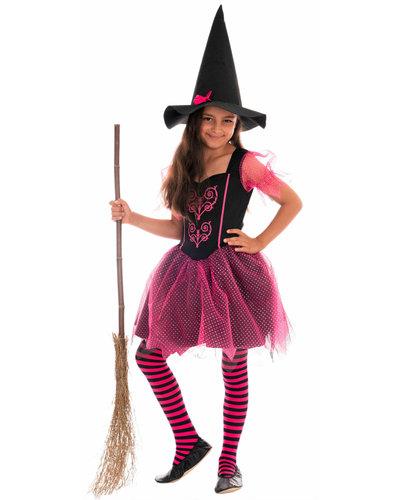 Magicoo Märchenhaftes Hexenkostüm für Mädchen