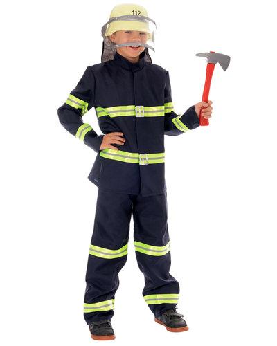 Magicoo Feuerwehr Firefighter Kostüm für Kinder