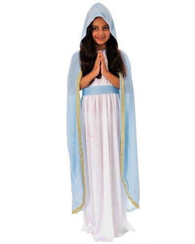 Magicoo Heilige Maria Kostüm für Mädchen