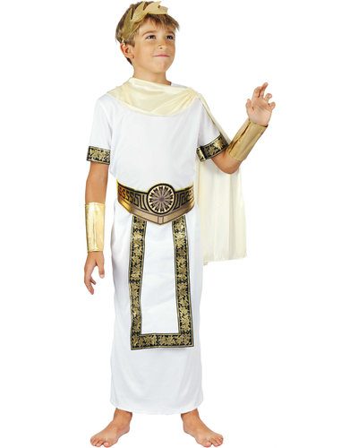 Magicoo Caesar Römer Kostüm für Kinder