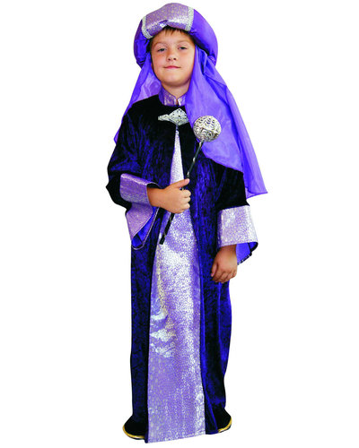 Magicoo Heilge Drei Könige Kostüm Kinder