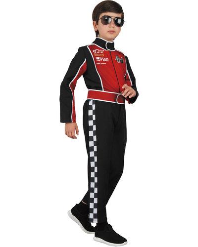 Magicoo Rennfahrer Formel 1 Kostüm für Kinder