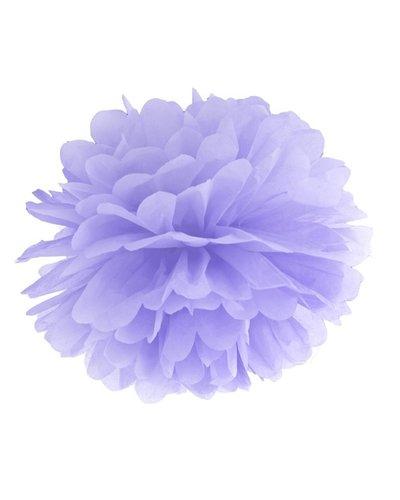 Magicoo Pom Pom Dekoball lila 25 cm