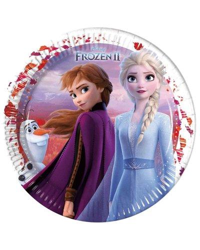 Magicoo 8 Partyteller Frozen 2  (23 cm)