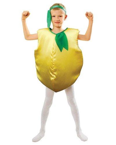 Magicoo Obstkostüm Zitronenkostüm für Kinder