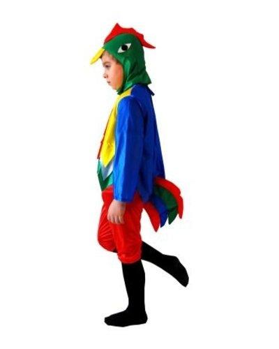 Magicoo Vogelkostüm - Hahn Kostüm für Kinder