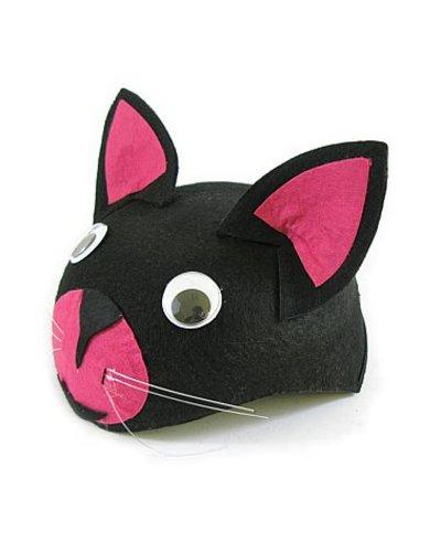 Magicoo Katzenhut schwarz für Kinder