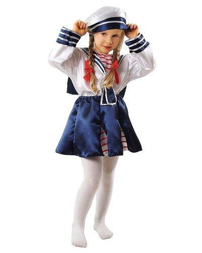 Magicoo Matrosen Kostüm Mädchen