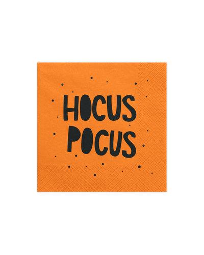 "Magicoo Halloween Servietten ""Hocus Pocus"""