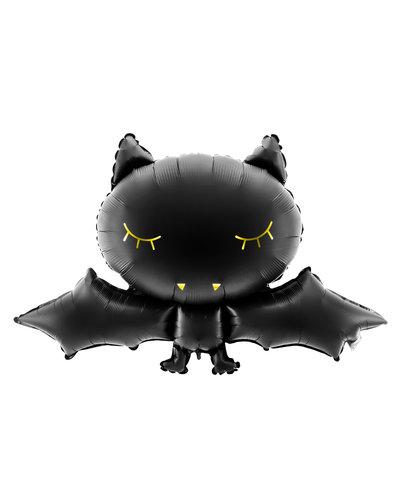 Magicoo Halloween Folienballon Fledermaus 80x52 cm