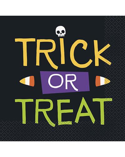 "Magicoo 16 Halloween Servietten ""Trick or Treat"""