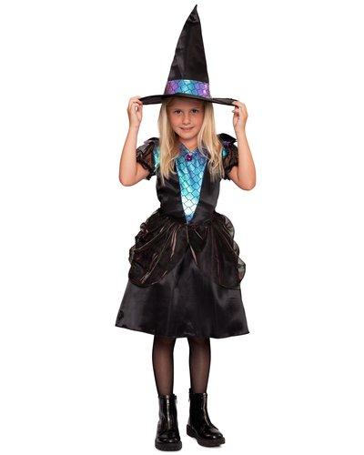 Magicoo Meerjungfrau Hexenkostüm für Mädchen