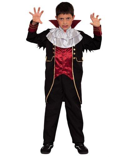 Magicoo Edles Graf Vampir Kostüm für Jungen