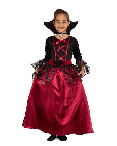 Magicoo Fledermaus Vampir Kostüm für Mädchen