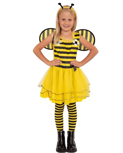 Magicoo Bienenkostüm für Mädchen