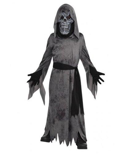 Magicoo Graues Monster Kostüm für Jungen