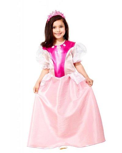 Magicoo Prinzessinnenkleid Kinder rosa