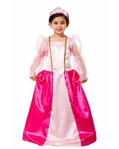 Magicoo Kinderkostüm Prinzessin in Rosa