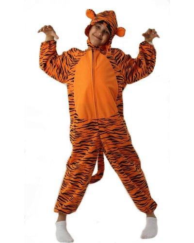 Magicoo Tiger Kostüm Kind
