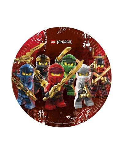 Ninjago Partyteller