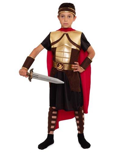 Magicoo Römer Gladiator Kostüm für Jungen