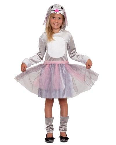 Häsin Kostüm für Mädchen