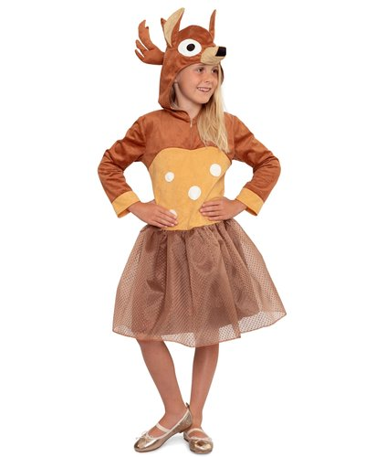 Reh Kostüm für Mädchen