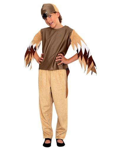 Magicoo Vogelkostüm Spatz Kostüm für Kinder